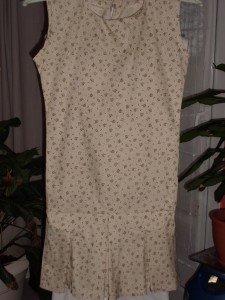 Robe avec jupe plissé dans enfant CIMG05072-225x300